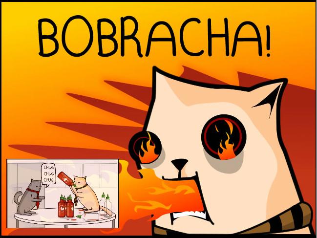 Bob-a-RACHA!