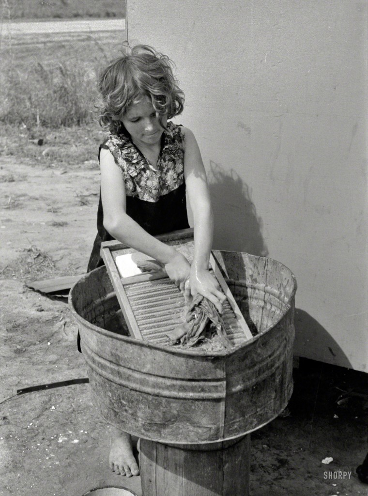 Texas Laundress